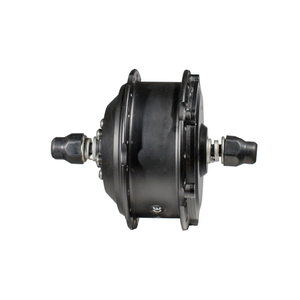 250W 350W Electric Bike Geared Wheel Hub Motor