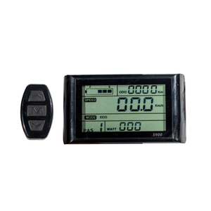 Greenpedel S900 Digital LCD Panel for Electric Bike