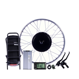 1500w High Power Electric Bicycle Conversion Kit with Battery